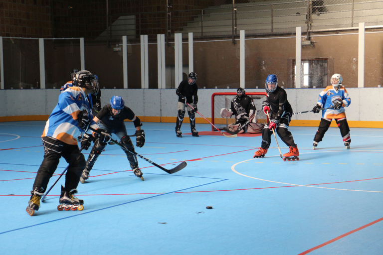 cours roller hockey adultes