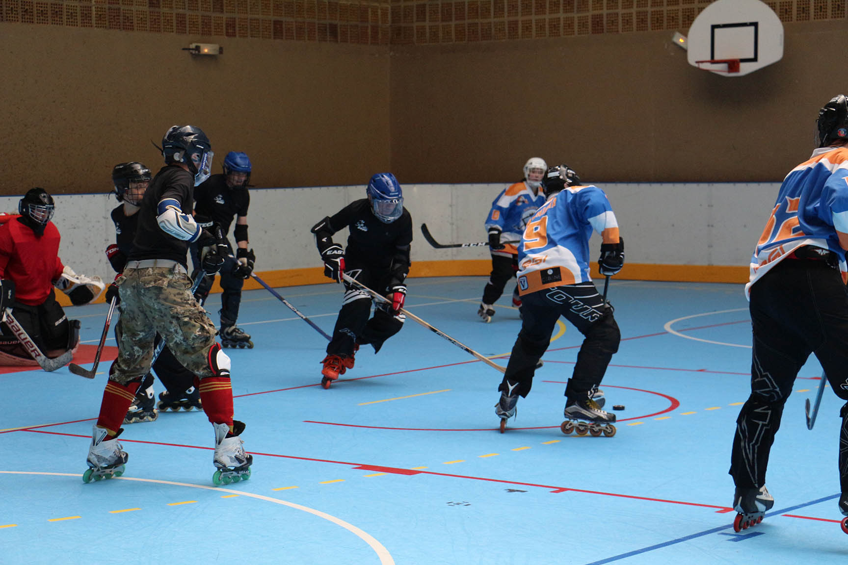 cours hockey adultes