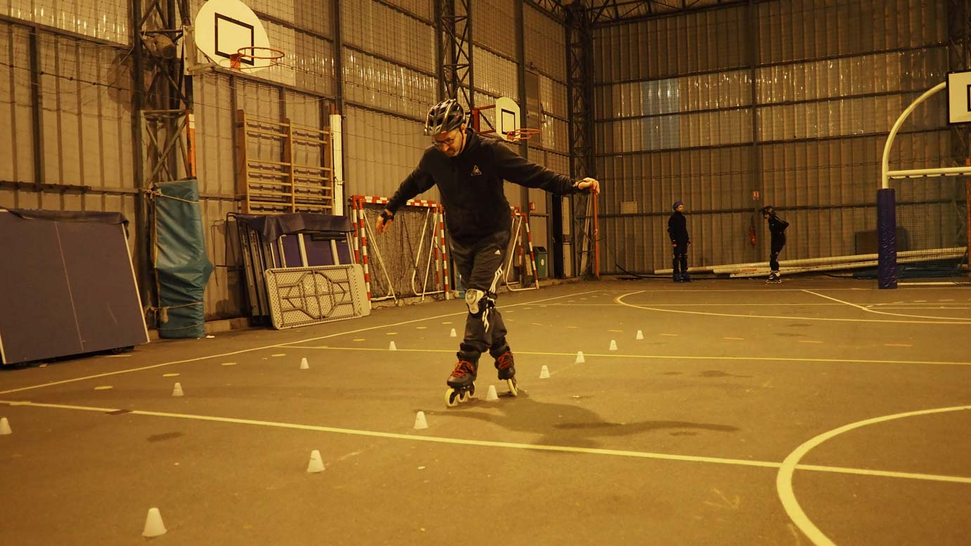 cours roller loisir adultes