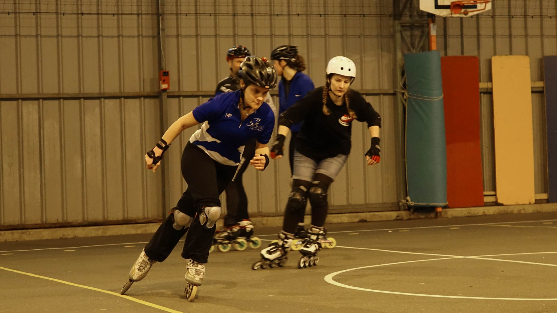 Cours roller vitesse adultes