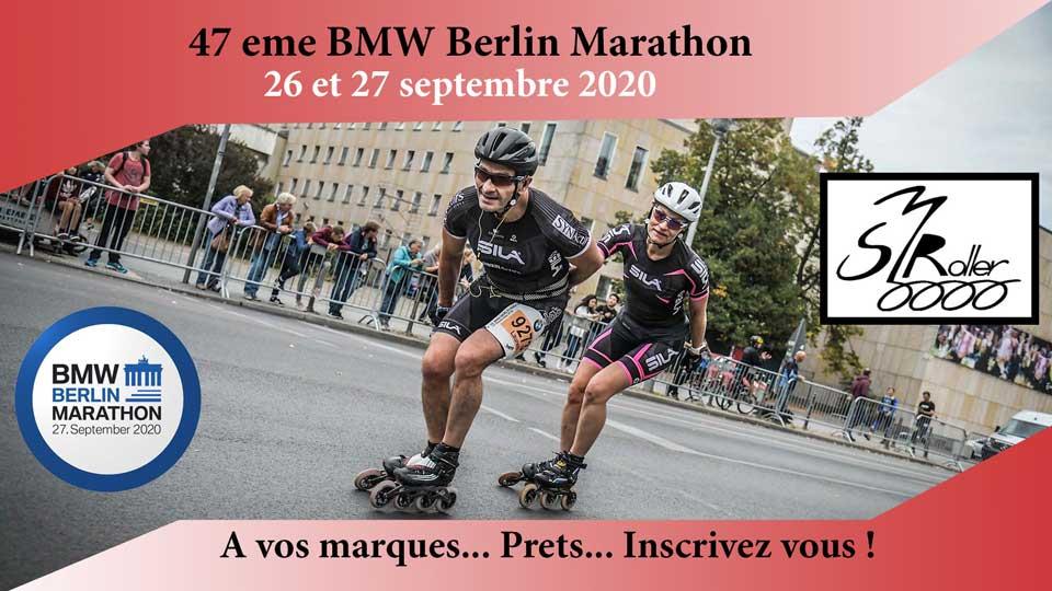 47eme Marathon de Berlin 2020